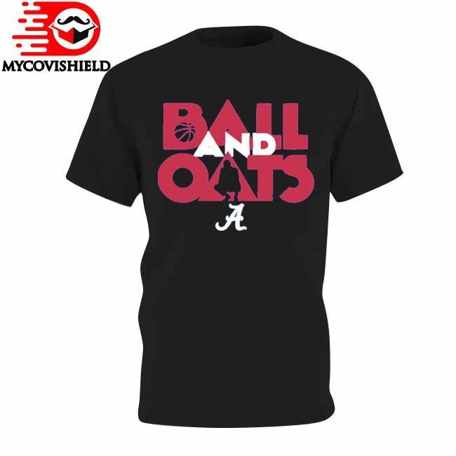 Alabama Basketball Ball and Oats shirt