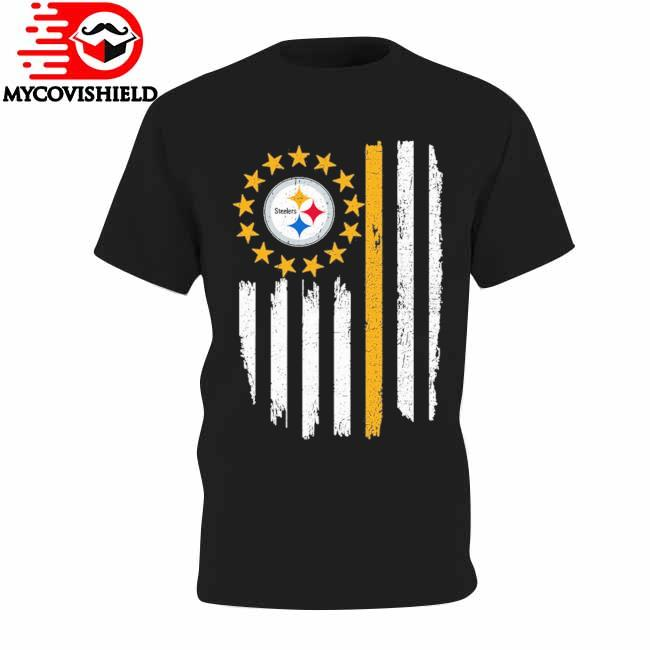 Betsy Ross Flag Edition Pittsburgh Steelers NFL shirt