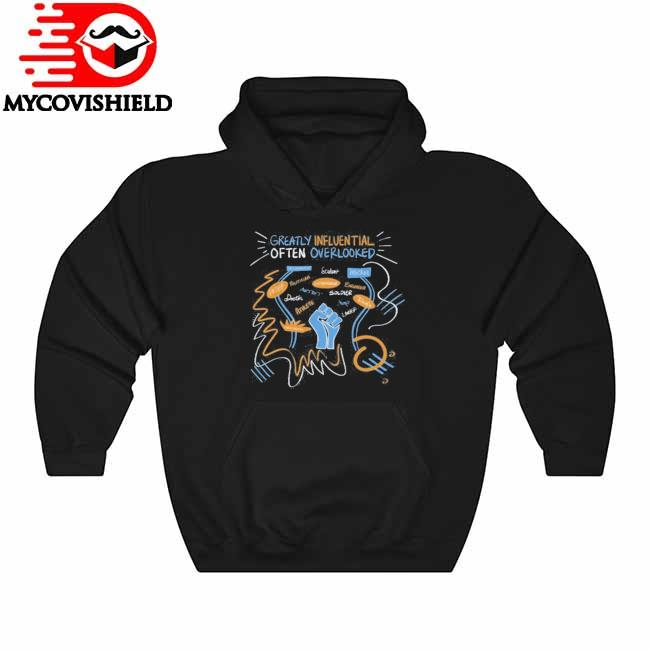 Black Culture Recognize and Respect It Greatly Influential Often Overlooked s Hoodie