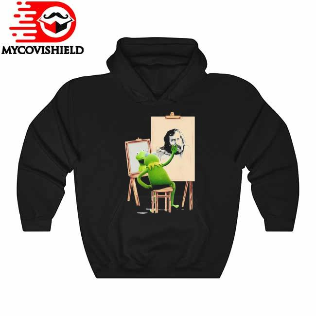 Official Kermit the frog drawing Jim Henson s Hoodie