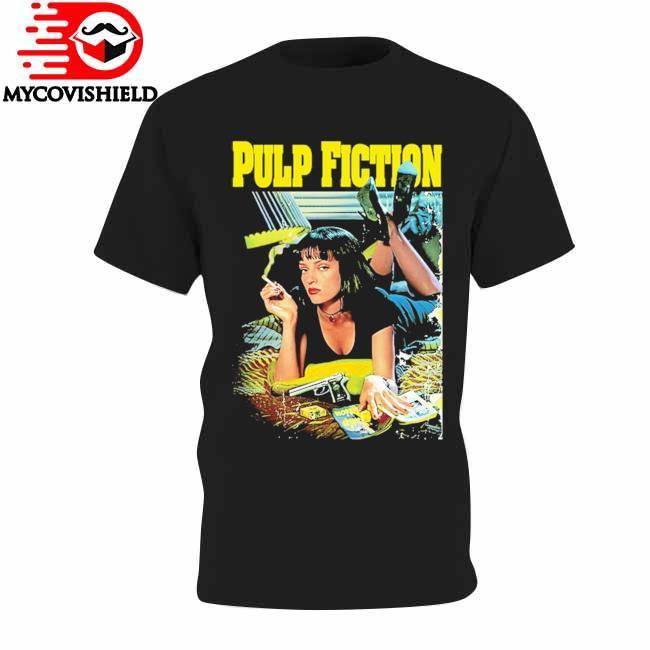 Official Pulp Fiction 2021 shirt