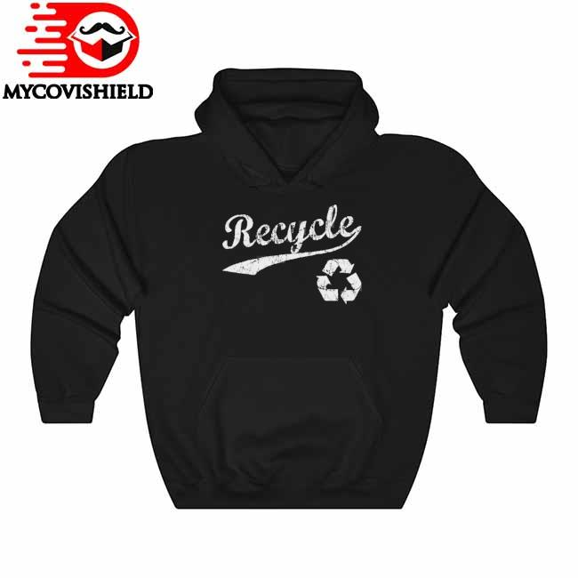 Earth day recycle Hoodie