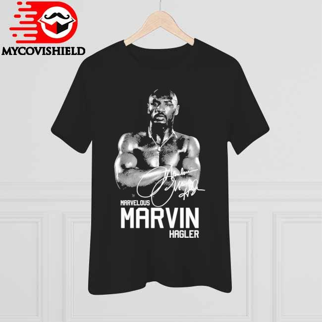 Official Marvin Hagler Destruction and Destroy Legend Never Die shirt