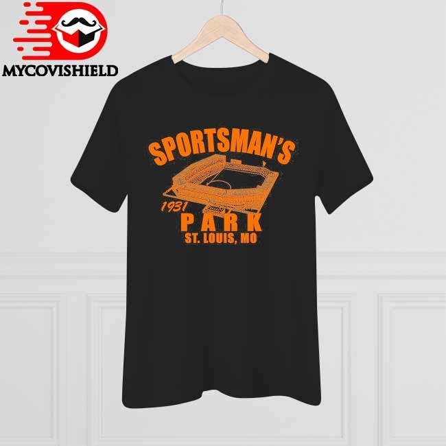Sportsman's 1931 Park St.Louis Mo shirt