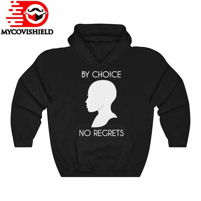 Woman By Choice no Regrets Hoodie