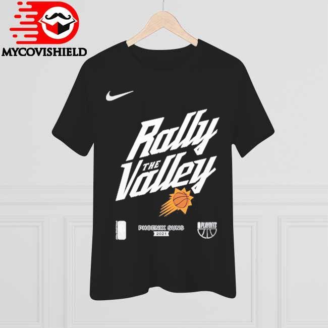 Phoenix Suns Nike Youth 2021 NBA Playoffs Bound Mantra T-Shirt